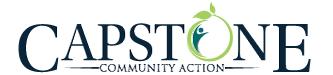 Capstone Community Action logo